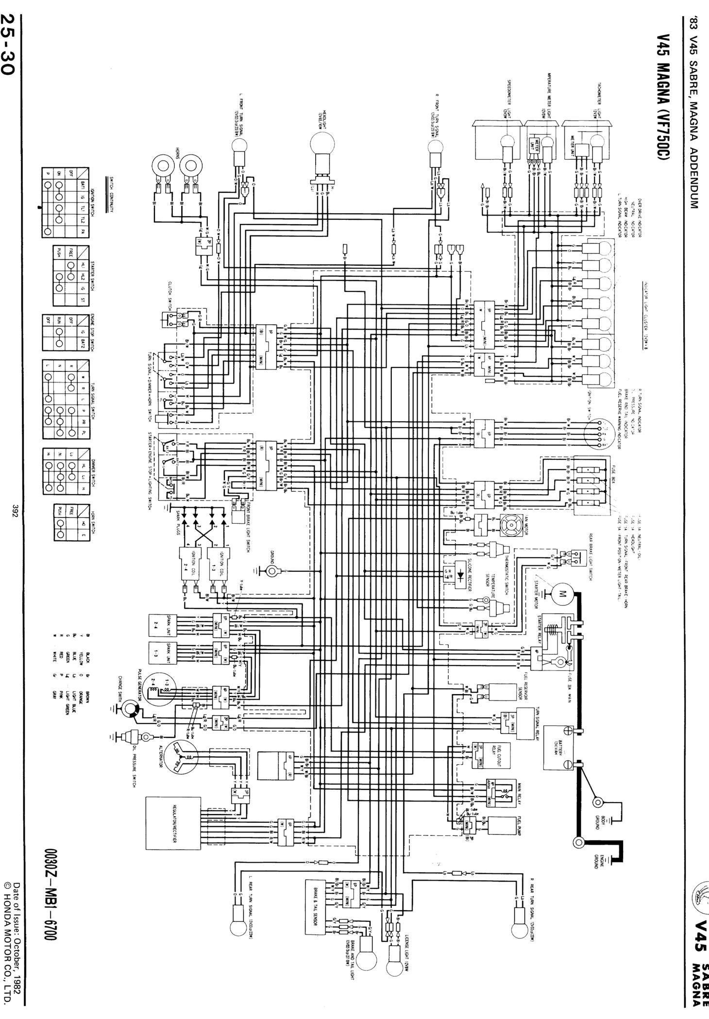 motorcycle honda shadow wiring diagram ay 1553  honda shadow 750 wiring diagram manual engine schematics  honda shadow 750 wiring diagram manual