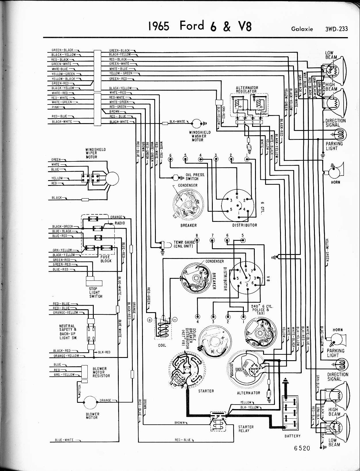 Tremendous Ford Wire Diagram Basic Electronics Wiring Diagram Wiring Cloud Mousmenurrecoveryedborg