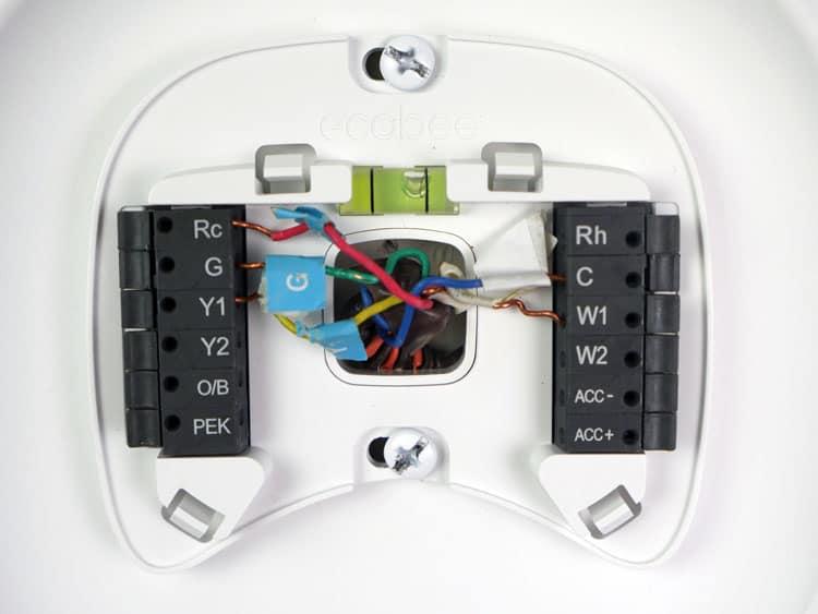 ecobee smart si wiring diagram  2002 chevy 1500 fuel gauge