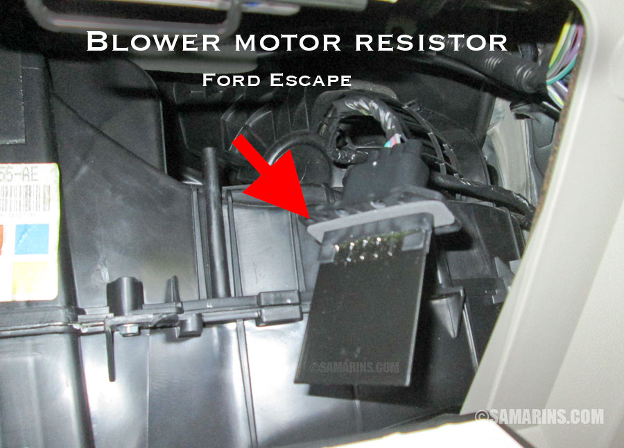 Surprising Blower Motor Resistor How It Works Symptoms Problems Testing Wiring Cloud Ittabisraaidewilluminateatxorg