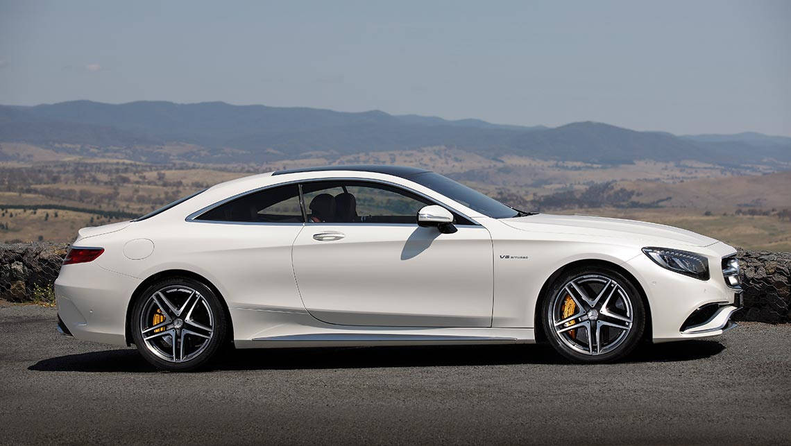 Brilliant Mercedes Benz S63 Amg Coupe 2015 Review Carsguide Wiring Cloud Grayisramohammedshrineorg