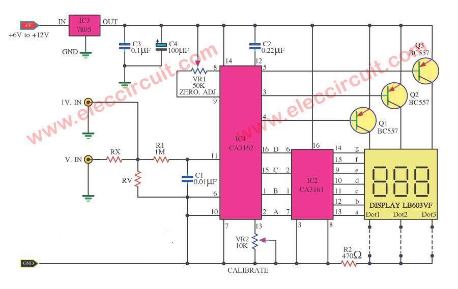 basic motorcycle wiring diagram voltmeter fa 4654  circuit diagram segment led using l7107  circuit diagram segment led using l7107