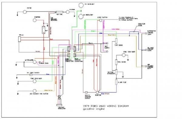 ford 4600 tractor wiring diagram - wiring diagram system change-norm -  change-norm.ediliadesign.it  ediliadesign.it