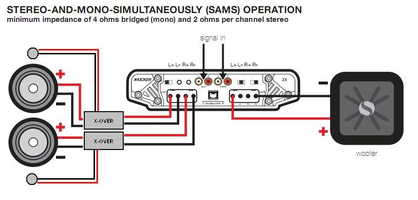 Kicker Subwoofer Wiring Diagram