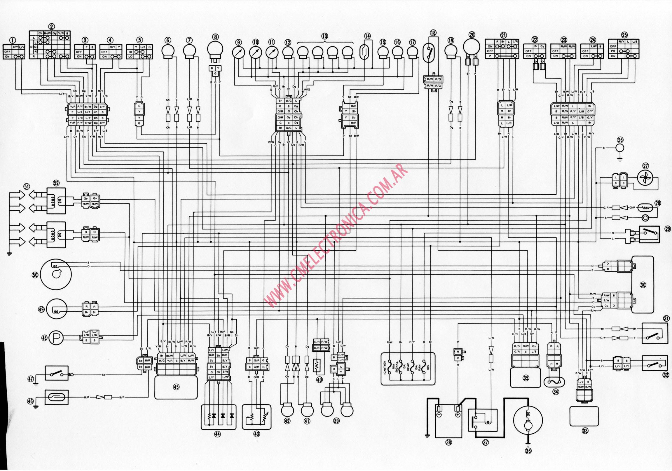 yamaha fz 600 wiring diagram - wiring diagram pace-colab -  pace-colab.pennyapp.it  pennyapp.it