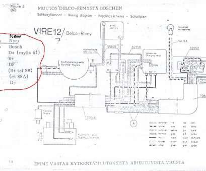 GO_5351] 12 Volt Delco Generator Wiring Diagram Schematics Schematic WiringLectr Antus Mentra Mohammedshrine Librar Wiring 101