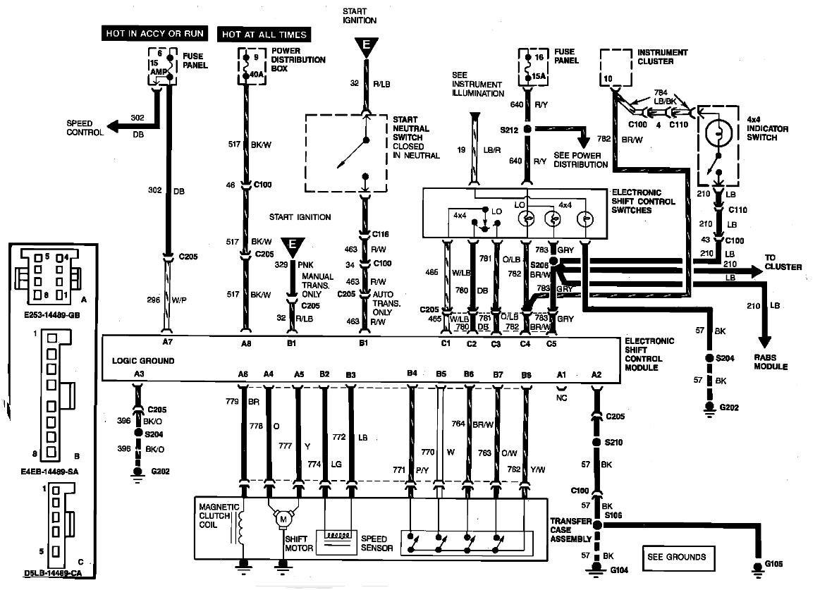 Kw 1184  Transfer Case Wiring Diagram Get Free Image