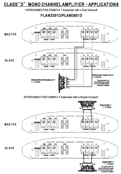 Og 7782 Channel Amp Wiring Diagram Best Price For Dual Car Amp Wiring Diagram