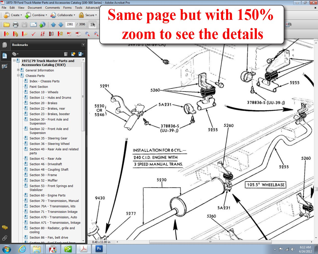 wiring diagram for 79 ford truck yb 4573  ford parts catalog with diagrams wiring diagram  parts catalog with diagrams wiring diagram