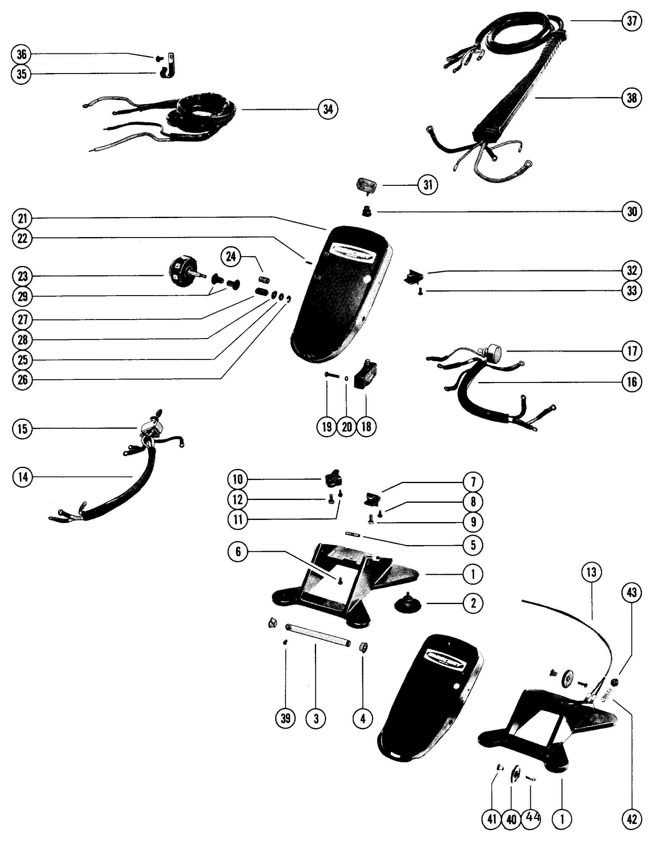 XR_7652] Trolling Motor Wiring Harness Schematic WiringAnist Aeocy Skat Peted Phae Mohammedshrine Librar Wiring 101