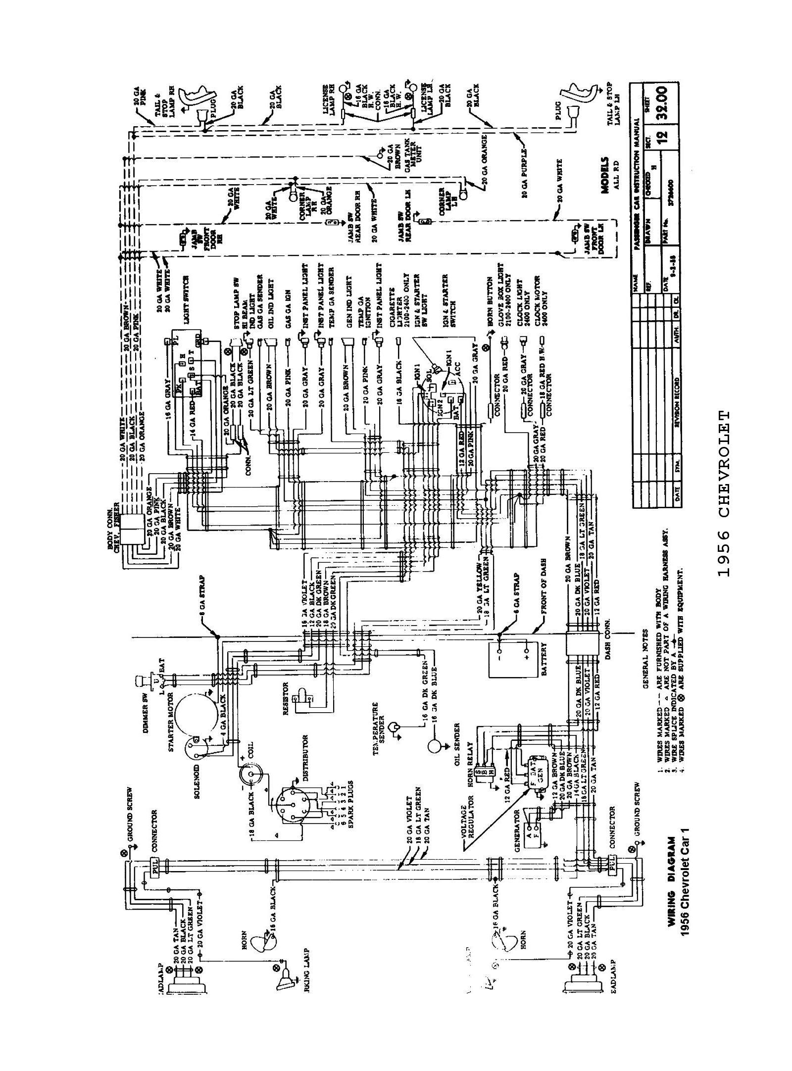 1956 Gmc Wiring Diagram Wiring Diagram Motor Motor Frankmotors Es