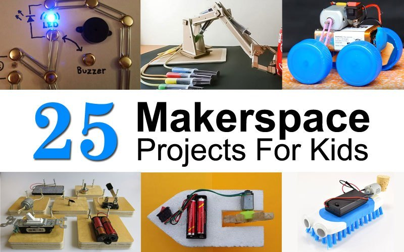 Magnificent 25 Makerspace Stem Steam Projects For Kids Makerspaces Com Wiring Cloud Dulfrecoveryedborg