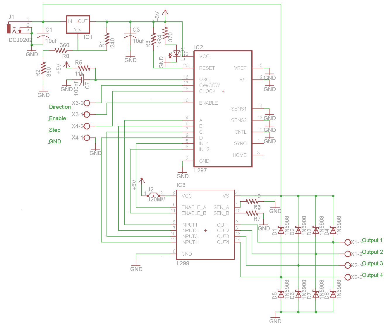 Strange Diy Stepper Controller Schematic Pyroelectro News Projects Wiring Cloud Onicaalyptbenolwigegmohammedshrineorg