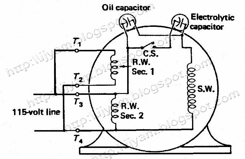Superb Leeson Single Phase Motor Wiring Diagram Basic Electronics Wiring Wiring Cloud Loplapiotaidewilluminateatxorg