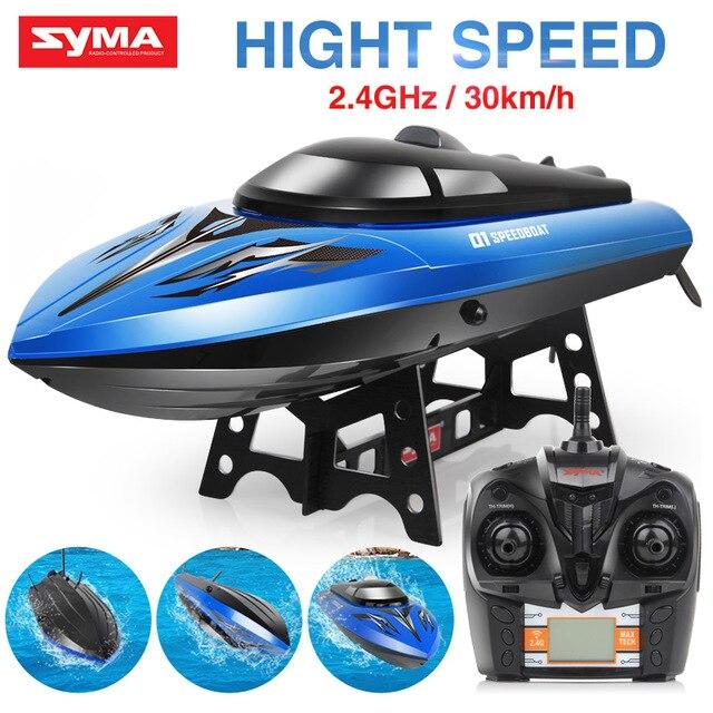 Cool 2017 Hot Syma Q1 Q2 Remote Control Speedboat 2 4Ghz 4Ch Rc Boat Wiring Cloud Hisonepsysticxongrecoveryedborg
