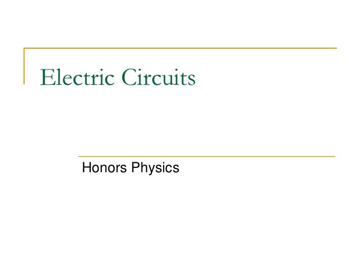 Marvelous Electric Circuits Wiring Cloud Inklaidewilluminateatxorg