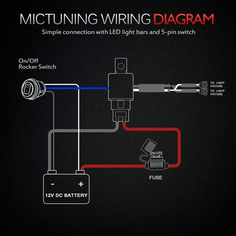 SN_7840] Relay With Toggle Switch Wiring Diagram Wiring Harness Wiring  Download DiagramWww Mohammedshrine Librar Wiring 101