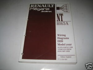 Awesome Workshop Manual Electrical Wiring Diagram Renault Megane Scenic Ab Wiring Cloud Overrenstrafr09Org