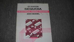 HC_2941 2004 Toyota Sequoia Radio Diagram Toyota Sequoia ...