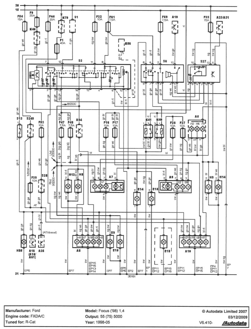 98 Ford Explorer Radio Wiring Diagram Pictures