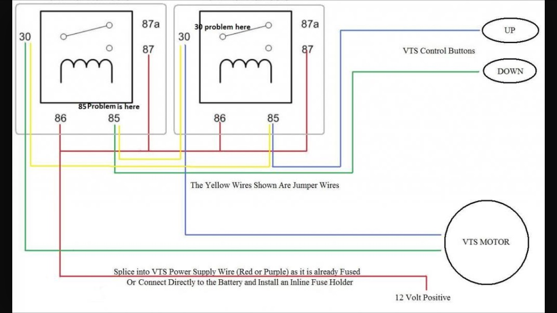 1995 Seadoo Xp Vts Wiring Diagram - Wiring Diagram