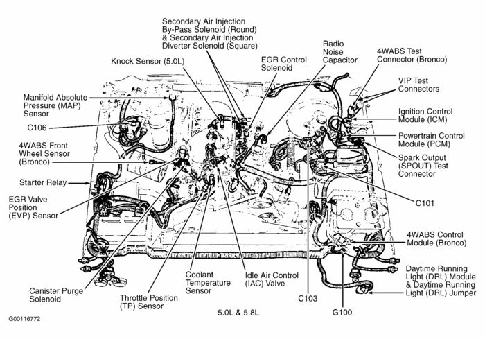 1994 ford 4 0 engine diagram fan  schematic wiring diagram