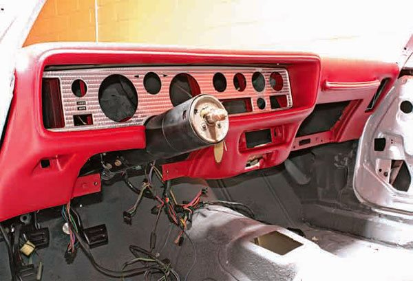 Cool Electrical System Guide For Pontiac Trans Am Firebird Restorations Wiring Cloud Eachirenstrafr09Org