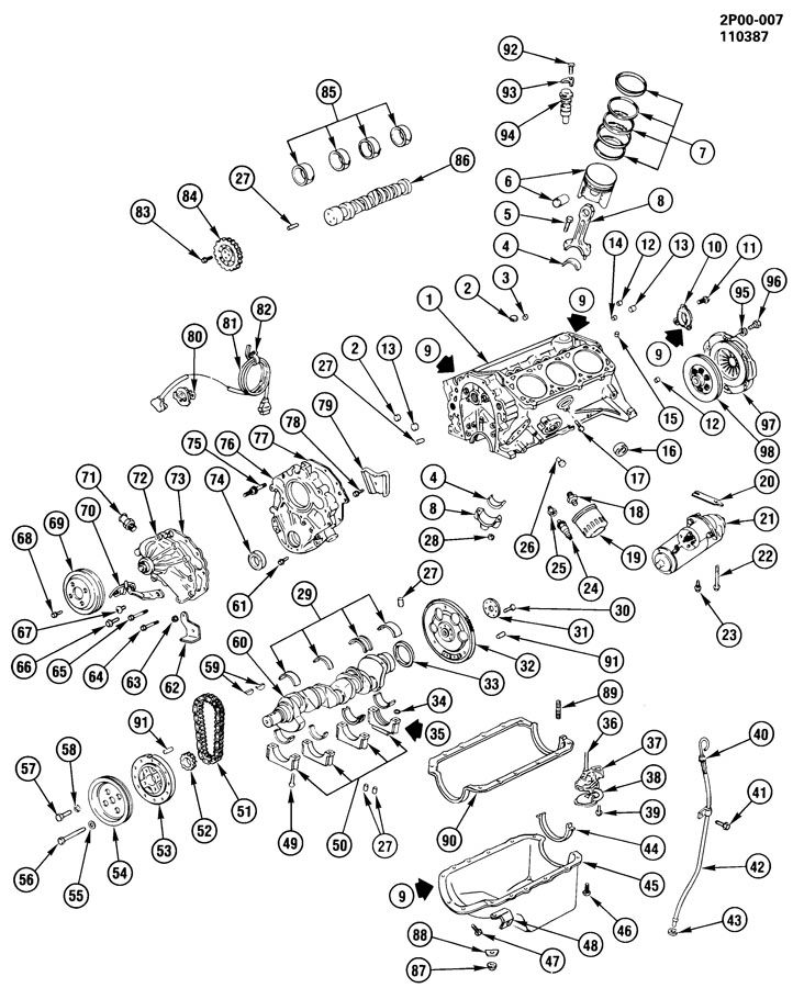 fiero tail light wiring  schematic and wiring diagram