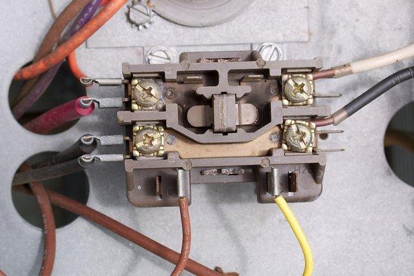 CD_3923] Air Conditioning Contactor Wiring Diagram Schematic Wiring | Hvac Contactor Wiring Diagram For Compressor |  | Inama Redne Ally Groa Boapu Mohammedshrine Librar Wiring 101