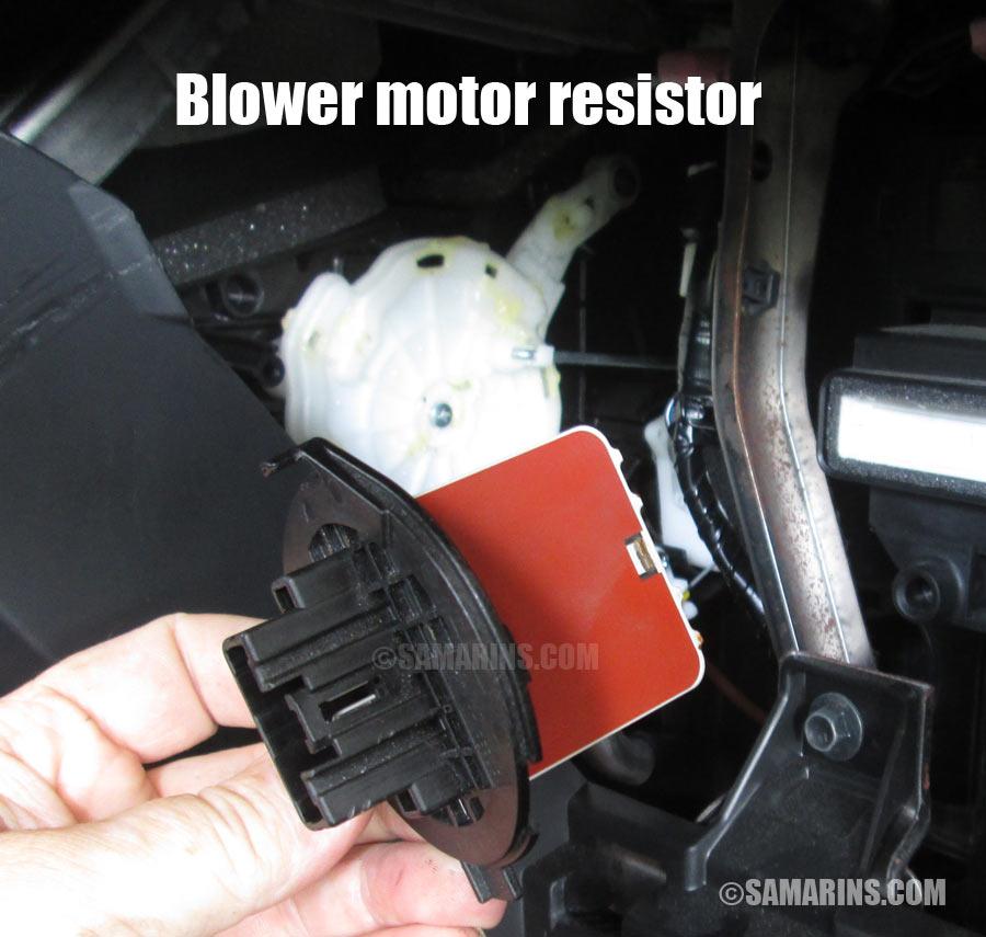 Surprising Blower Motor Resistor How It Works Symptoms Problems Testing Wiring Cloud Dulfrecoveryedborg