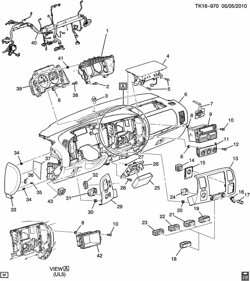 An 6203 2007 Chevy Hhr Radio Wiring Diagram 1986 Chevy Truck Wiring Diagram Schematic Wiring