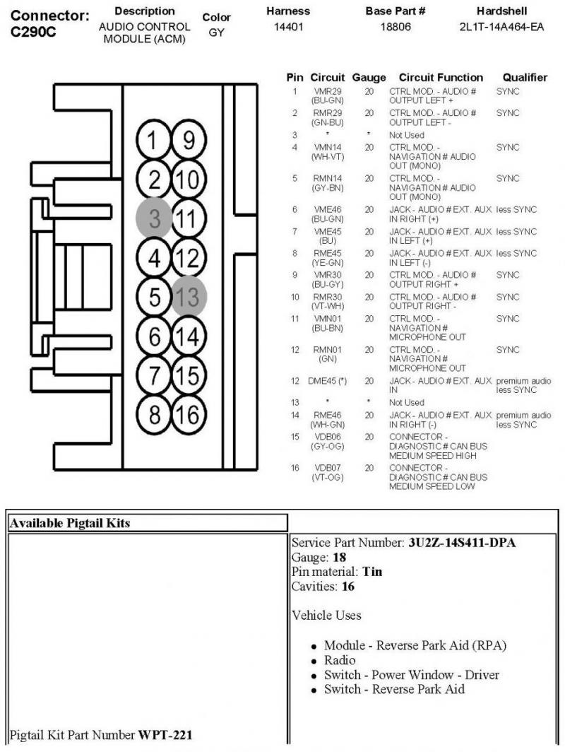 Kenwood Home Stereo Wiring Diagram