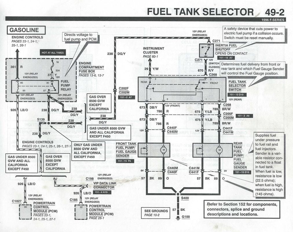 Ge 8142  1996 F250 Water Pump Bolt Diagram Wiring Schematic Free Diagram