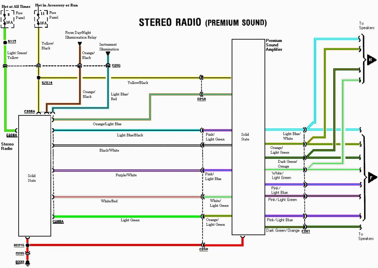 Mini Cooper Radio Wiring Schematic