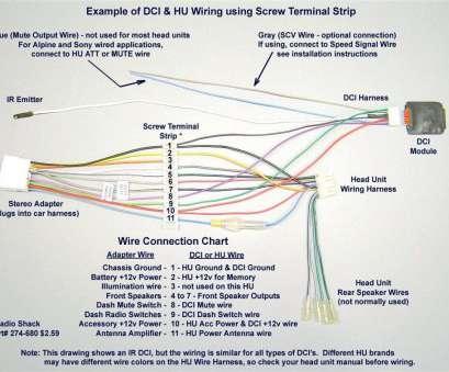 hn1944 speaker to 1 4 wiring diagram in addition