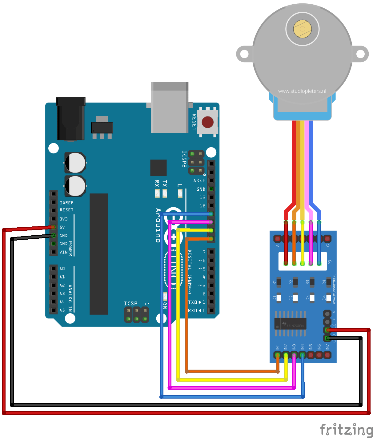 Awesome Arduino Stepper Motor Control Tutorial With Code And Circuit Diagram Wiring Cloud Loplapiotaidewilluminateatxorg