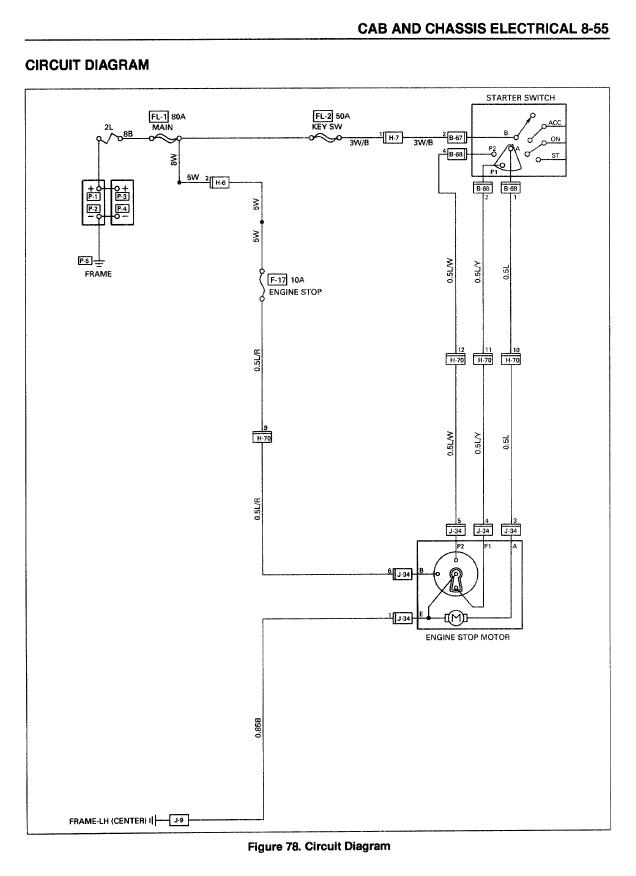 wiring diagram npr isuzu - Wiring Diagram