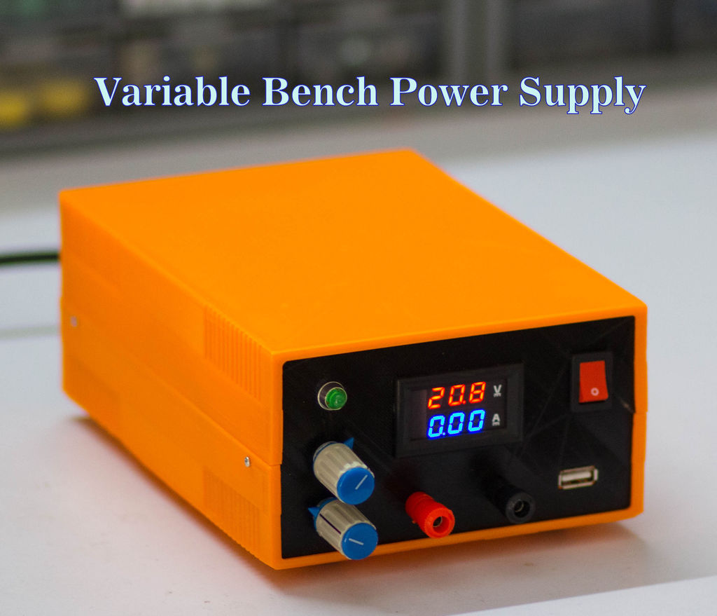Fantastic How To Make A Bench Power Supply 20 Steps With Pictures Wiring Cloud Dulfrecoveryedborg