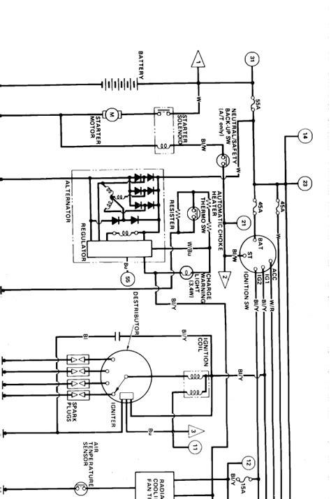 Ly 1597 Honda C50m Electrical Wiring Diagram