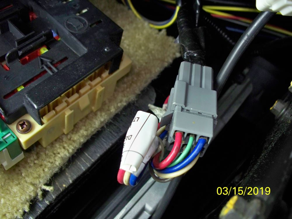 Astonishing Tekonsha 3035 P Brake Control Wiring Adapter For 94 C Ford New Wiring Cloud Xempagosophoxytasticioscodnessplanboapumohammedshrineorg