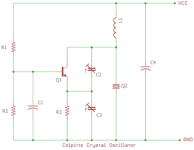 Tremendous Quartz Crystal Oscillator Wiring Cloud Lukepaidewilluminateatxorg