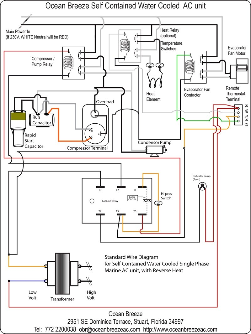 Weatherking A C Wiring Diagram