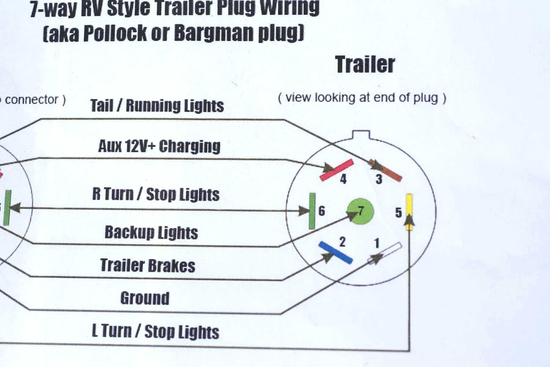 Astounding Six Pin Trailer Plug Wiring Diagram Basic Electronics Wiring Diagram Wiring Cloud Ymoonsalvmohammedshrineorg