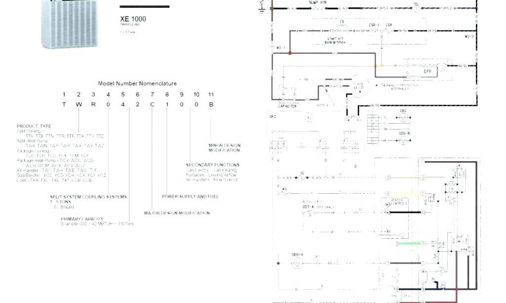 Mc 5292  Trane Parts Diagram Free Diagram
