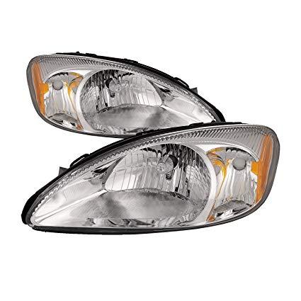 Enjoyable Amazon Com Headlightsdepot Chrome Housing Halogen Headlight Wiring Cloud Itislusmarecoveryedborg