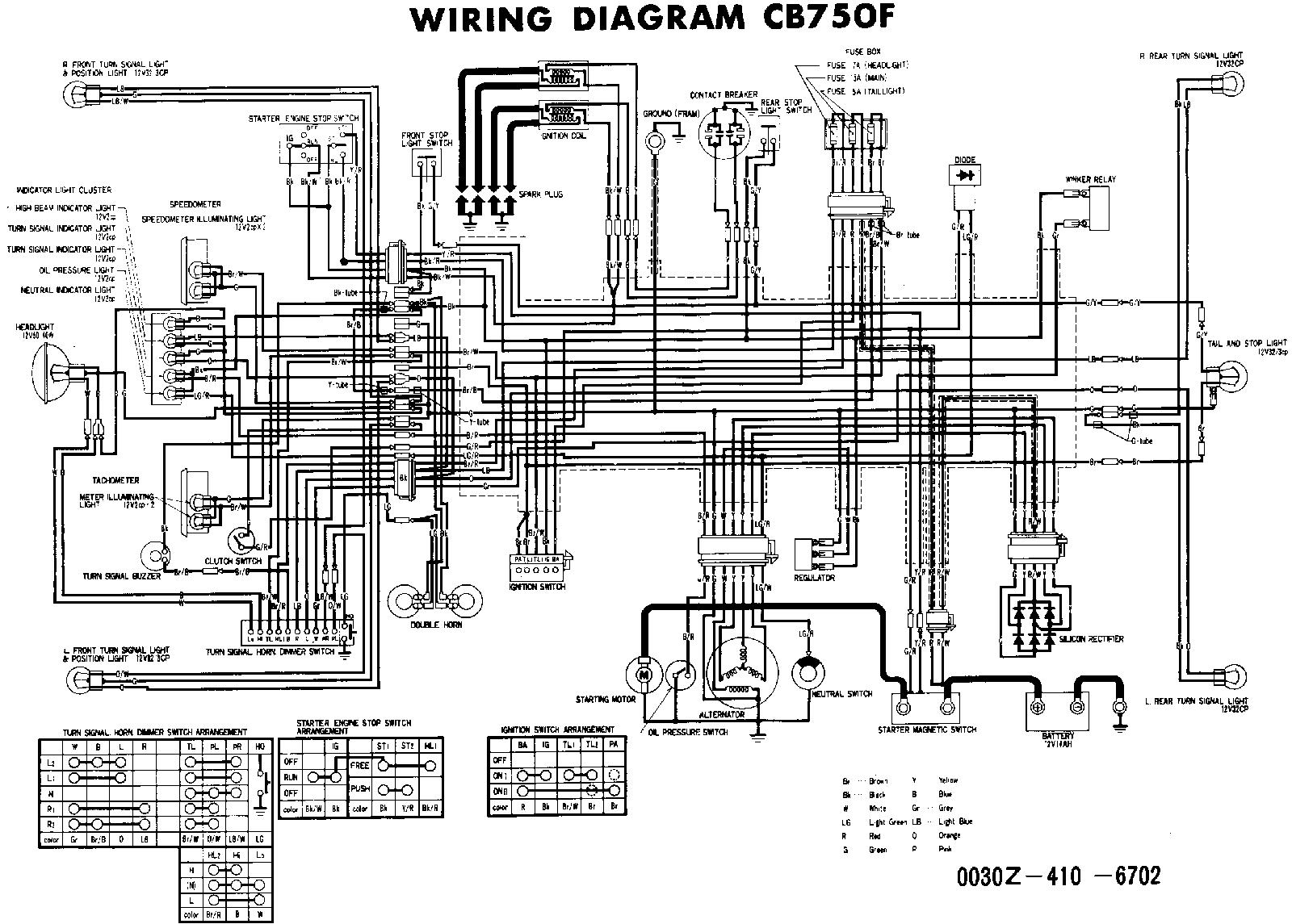 [ZSVE_7041]  WT_5271] Honda Cb750 Wiring Diagram Schematic Wiring | Honda Cb750 Ignition Wiring Diagram |  | Coun Penghe Ilari Gresi Chro Carn Ospor Garna Grebs Unho Rele  Mohammedshrine Librar Wiring 101