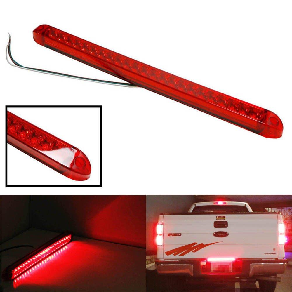 Remarkable Submersible Red 23Led Light Bar Stop Turn Tail 3Rd Brake Light Truck Wiring Cloud Counpengheilarigresichrocarnosporgarnagrebsunhorelemohammedshrineorg