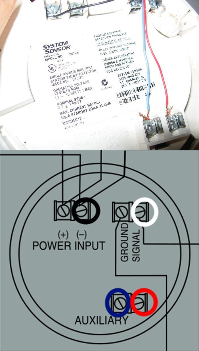 Wiring Diagram Multiple Smoke Detectors