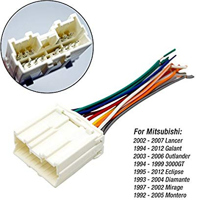 hg0694 mitsubishi 3000gt stereo wiring diagram schematic
