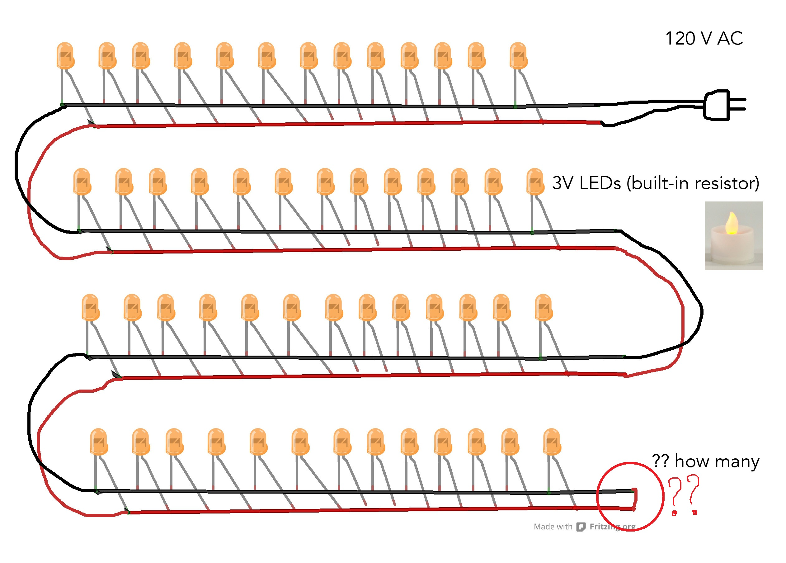 Awesome Wiring Up Leds Diagram Mx Tl Wiring Cloud Eachirenstrafr09Org